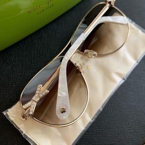 New kate spade sunglasses ♥️